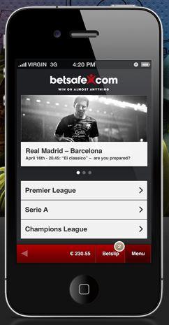 betsafe Mobile